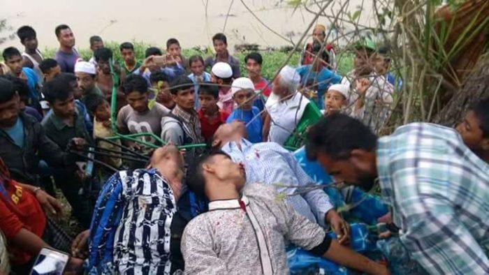 টিকরপাড়ায় ট্রাক-অটোরিকসা সংঘর্ষে ৪জন নিহত