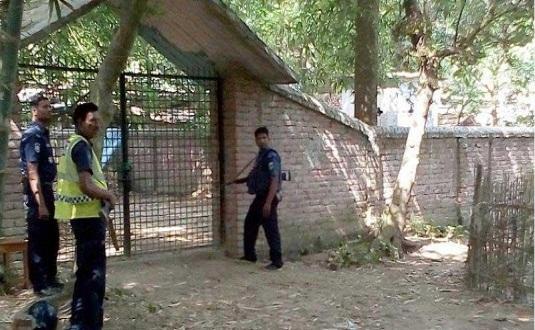 মুহুর্মুহু গুলিতে প্রকম্পিত শিবগঞ্জের 'জঙ্গি আস্তানা', ফের অভিযান শুরু