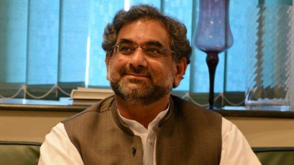 পাকিস্তানের নতুন প্রধানমন্ত্রী শাহিদ খাকান আব্বাসী