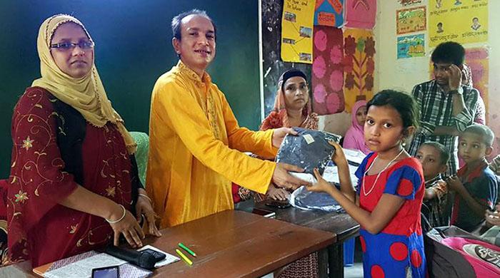 দক্ষিণ সুরমা-ফেঞ্চুগঞ্জ ও বালাগঞ্জের একাংশের শিক্ষার উন্নয়নে কাজ করে যাচ্ছি : উছমান আলী
