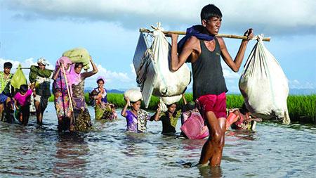 ভারতে থাকা সব রোহিঙ্গাকে বাংলাদেশে পুশইনের নির্দেশনা