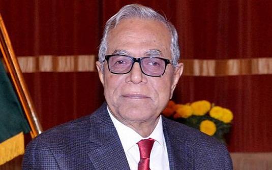 হাওরে মন না থাকলে চাকরি ছাড়ুন : রাষ্ট্রপতি