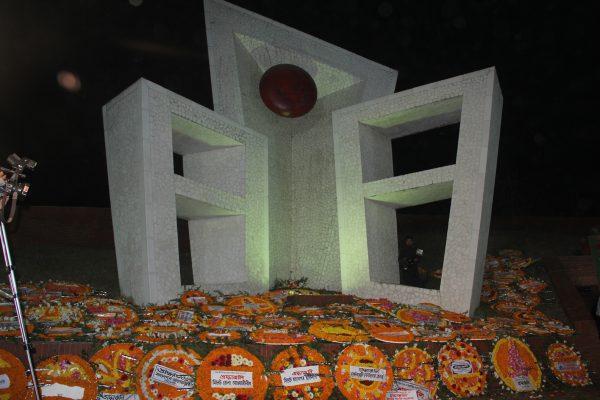 সিলেটে নানা আয়োজনে  অমর একুশে ও আন্তর্জাতিক মাতৃভাষা দিবস পালিত