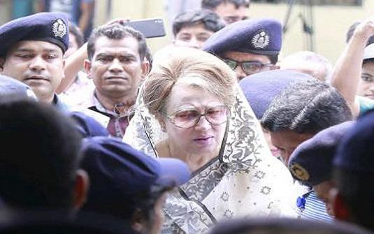 খালেদা জিয়ার জামিন বিষয়ে রায় মঙ্গলবার