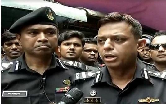 রাজধানীতে বিহারী ক্যাম্পে মাদকবিরোধী অভিযান চলছে, আটক দেড় শতাধিক