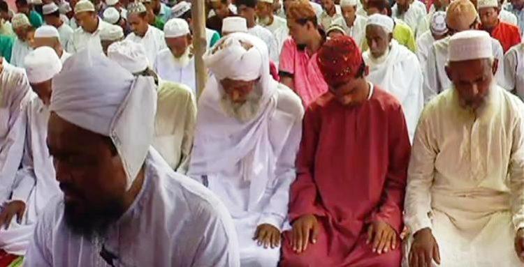 চাঁদপুরের ৪০ গ্রামে উদযাপিত হচ্ছে ঈদুল ফিতর