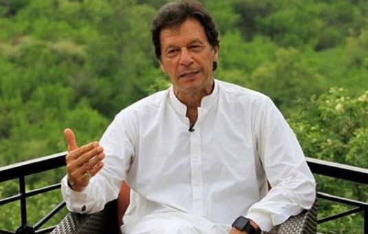 পাকিস্তানে প্রধানমন্ত্রী নির্বাচিত হলেন ইমরান খান