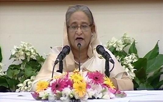 খালেদা জিয়াকে রাজনৈতিকভাবে গ্রেপ্তার করা হয়নি : প্রধানমন্ত্রী