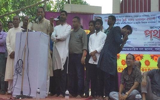 জঙ্গি সন্ত্রাসের মদদদাতা খালেদা জিয়া থেকে দূরে থাকুন : তথ্যমন্ত্রী