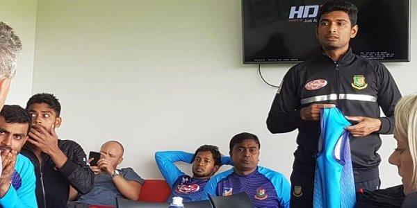 নিরাপদে আছে বাংলাদেশ ক্রিকেট দল : বিসিবি