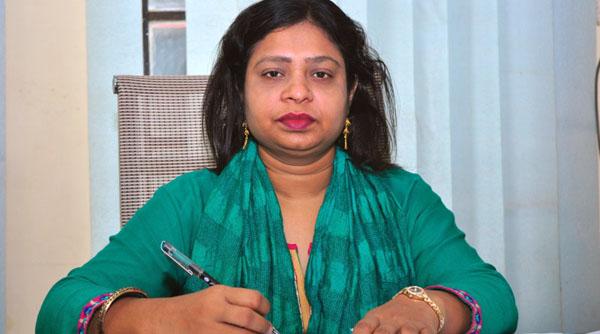 মৌলভীবাজার জেলায় প্রথম নারী জেলা প্রশাসক নাজিয়া শিরিন