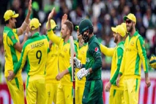 দুর্দান্ত খেলে পাকিস্তানকে ৪১ রানে হারালো অস্ট্রেলিয়া
