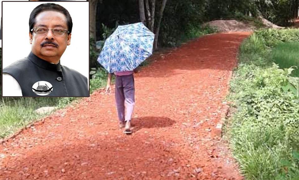 ঢালাই কাজে বাঁশ ব্যবহার করা যাবে না : মাহুমুদস সামাদ চৌধুরী