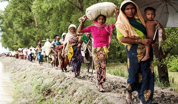রোহিঙ্গাদের ১৮ মিলিয়ন ডলার সহায়তা দেবে আরব আমিরাত