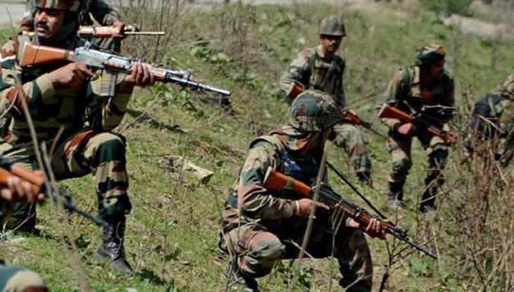 ভারত-পাকিস্তান সীমান্তে গোলাগুলি, ৮ সেনা নিহত