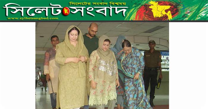 'বেগম খালেদা জিয়াকে দেখে আপনারা চিনতে পারবেন না'