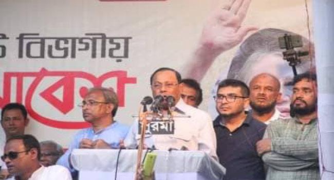 সরকার নিয়ন্ত্রণ হারিয়ে ফেলেছে : মওদুদ