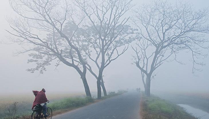 দিনাজপুরে দেশের সর্বনিম্ন তাপমাত্রা ৫ দশমিক ৮ ডিগ্রি সেলসিয়াস!