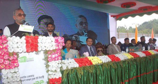সরকারি সব স্থাপনায় পরিবেশবান্ধব ব্লক ইট ব্যবহার করতে হবে : শাহাব উদ্দিন