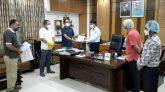 করোনা রোধে তিন দাবি : প্রধানমন্ত্রীর কাছে সিলেটবাসীর স্মারকলিপি