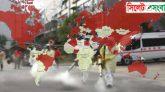 বিশ্বে করোনার গ্রাসে ১ কোটি ছাড়াল আক্রান্ত