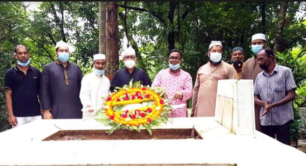 হুমায়ুন রশীদ চৌধুরীর মৃত্যুবার্ষিকীতে শ্রদ্ধাঞ্জলি