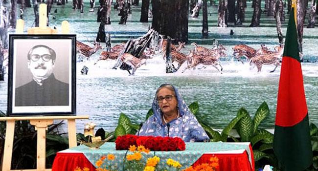 জাতিসংঘে শেখ হাসিনা : বৈশ্বিক চ্যালেঞ্জ মোকাবিলায় 'প্র্যাকটিক্যাল রোডম্যাপ' প্রণয়ন করুন