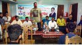 দক্ষিণ সুরমা উপজেলা ছাত্রদলের আহবায়ক কমিটি সংবর্ধিত