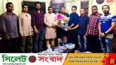 জন্মদিনে ফুলেল শুভেচ্ছায় সিক্ত বিএনপি নেতা শামীম মজুমদার