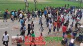 কুলাউড়ায় শ্রমিকদের সংঘর্ষে আহত ৩০, অর্ধশতাধিক সিএনজি-রিকশা ভাংচুর