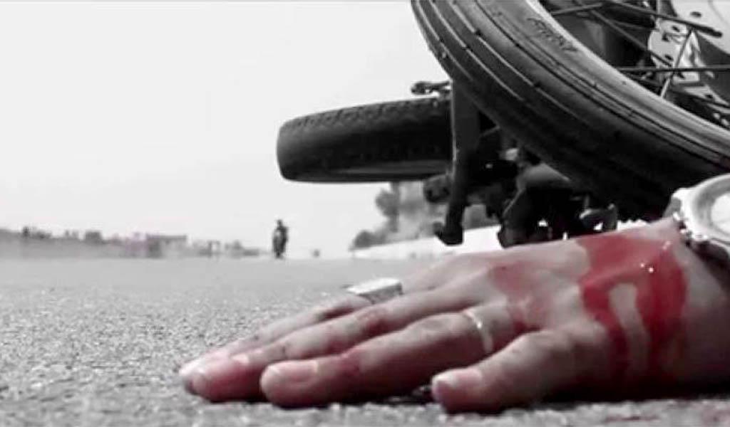নবীগঞ্জে সড়ক দুর্ঘটনায় মোটরসাইকেল আরোহী নিহত