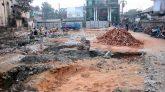 মিরাবাজারে ১৮ তলাবিশিষ্ট কিবরিয়া আরবান টাওয়ার নির্মিত হচ্ছে : দোয়া মাহফিল