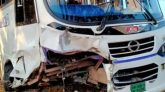 নরসিংদীতে বাসের ধাক্কায় প্রাইভেটকারের ৪ যাত্রী নিহত