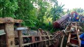 ফেঞ্চুগঞ্জে বগি লাইনচ্যুত : সিলেট থেকেতিনটি আন্তঃনগর ট্রেনের যাত্রা বাতিল