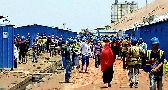 চট্টগ্রামে বিদ্যুৎকেন্দ্রে শ্রমিক-পুলিশ সংঘর্ষ : নিহত ৪