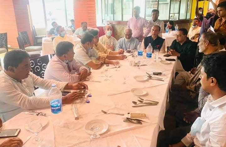 সিলেট-৩ আসন : লাঙ্গলের সমর্থনে নির্বাচন পরিচালনা কমিটি গঠন