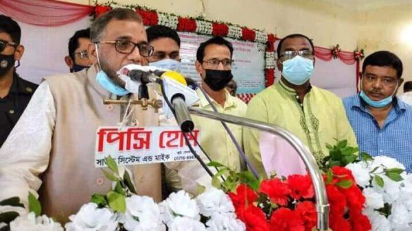 দেশের উন্নয়নে সরকারের বিকল্প নেই : পরিবেশ মন্ত্রী শাহাব উদ্দিন