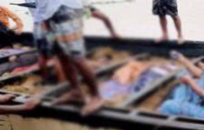 চাঁপাইনবাবগঞ্জে বজ্রপাতে ১৬ বরযাত্রীর মৃত্যু