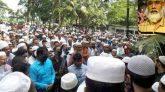 কানাইঘাটে ঢাকার ব্যবসায়ী সেলিম উদ্দিনের জানাজায় বিপুল মানুষের অংশগ্রহণ